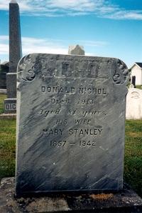 Donald.Nichol.headstone