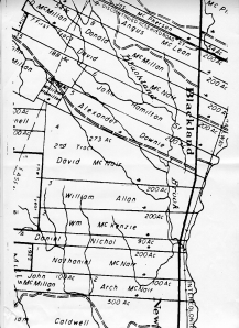 Original_Grant_Map.Blackland.New.Brunswick